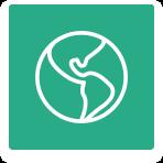Droit international icone